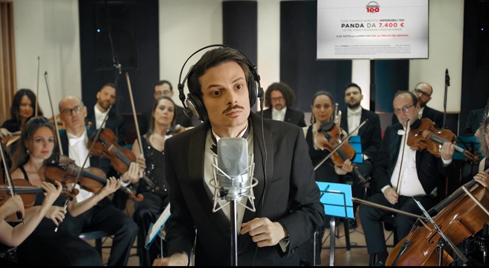 Fabio Rovazzi è il testimonial di questa campagna promozionale di Fca