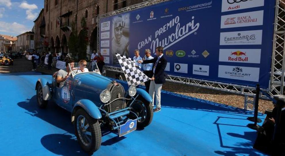 Un'edizione passata del GP Nuvolari
