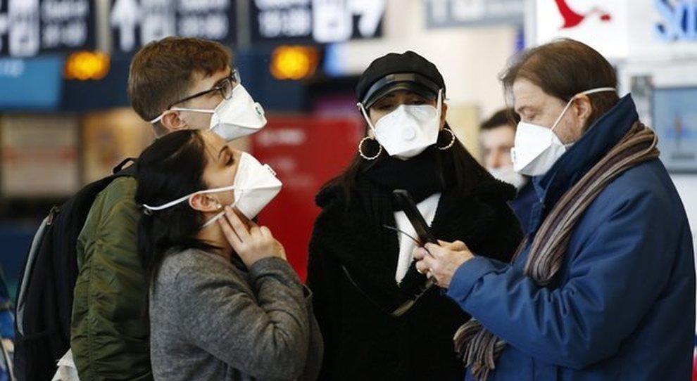 mascherine antipolvere per coronavirus