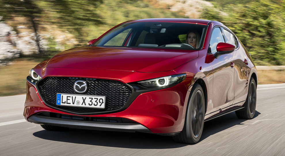 La nuova Mazda 3