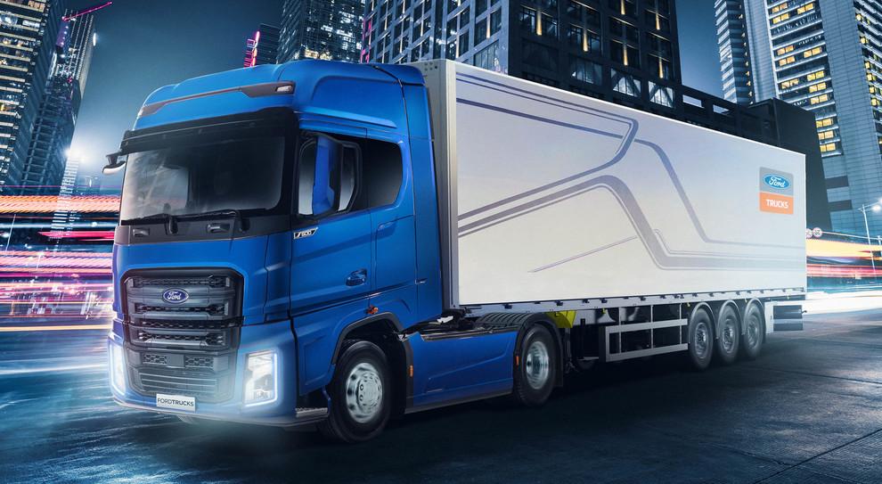 F-Max è il camion eletto Truck of the year 2019 nato nella fabbrica Ford Otosan – joint venture turca paritetica tra i gruppi Ford e Koç Holding