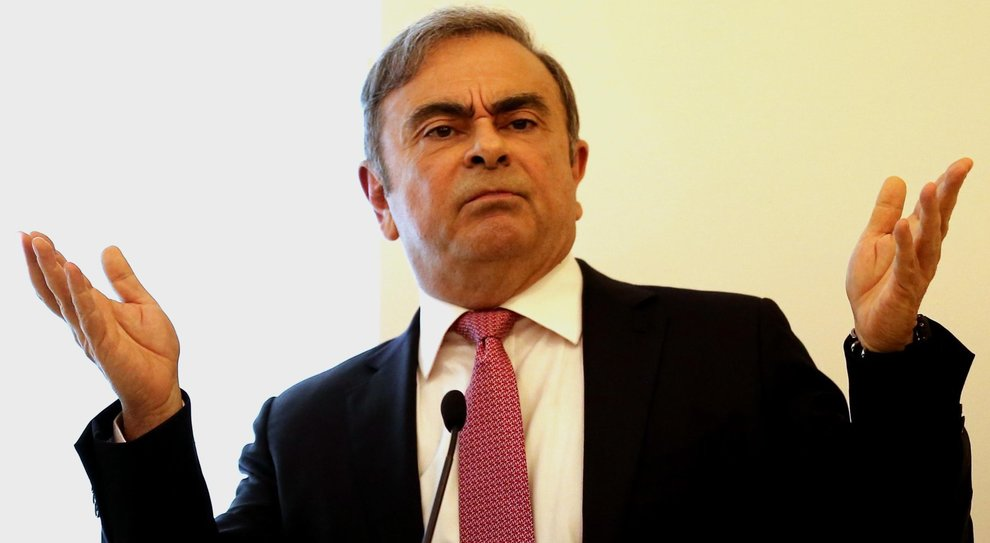Carlos Ghosn, ex ceo di Nissan