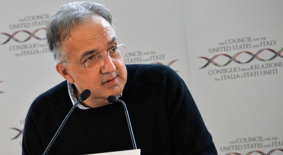 Sergio Marchionne, ceo di Fca