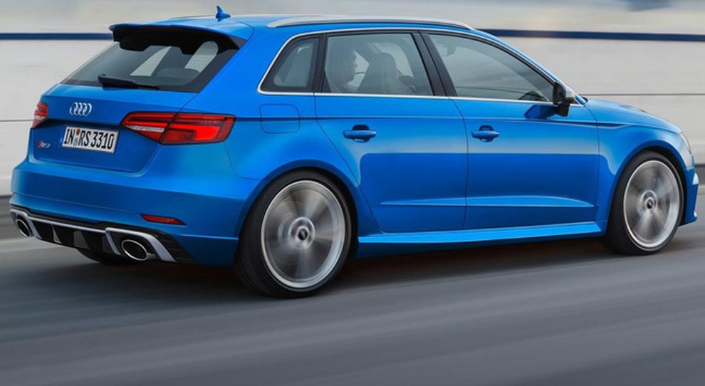 Audi RS3 Sportback, un razzo per tutti i giorni. La ...
