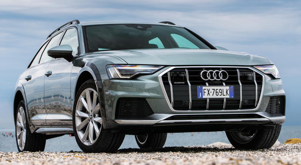 La nuova Audi A6 Allroad