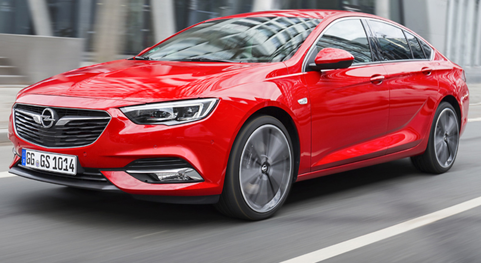 La Opel Insignia Grand Tour