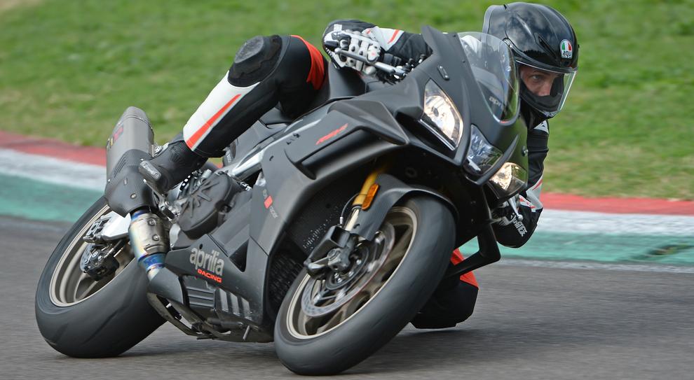 Il test della RSV in pista ad Imola