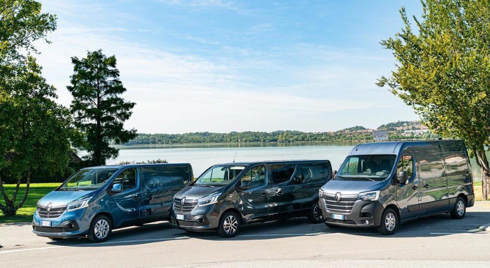Renault rinnova la gamma di commerciali. Master e Trafic ancora più efficienti e funzionali