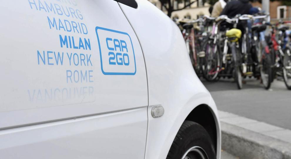 Car2go chiude il 2017 alla grande: 2,97 ml di utenti e +30% di clienti. Milano leader nei noleggi