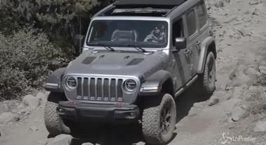 Rubicon Trail 2018: con la nuova Jeep Wrangler sulla via del West