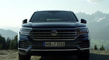 Volkswagen Touareg, la nostra prova