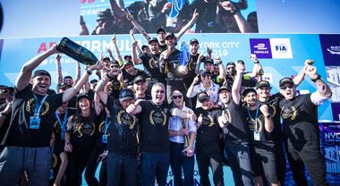 Formula E, il trionfo di Vergne dopo gli E-Prix di New York