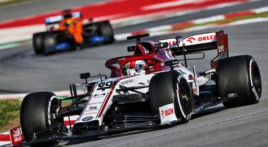 Il sogno di Giovinazzi: «Mi immagino sul podio di Monza con una tuta rossa...»