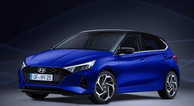 Hyundai i20, ecco la terza generazione