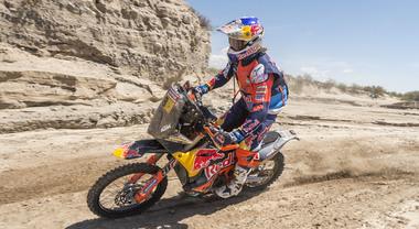 Price (KTM) vince la 13esima tappa ed il compagno di squadra Walkner ipoteca il titolo nella 40^ Dakar