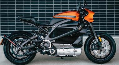 Harley-Davidson stupisce Las Vegas, al CES sbarca la rivoluzionaria LiveWire elettrica