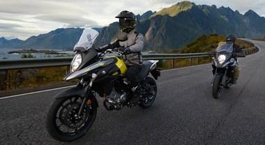 Suzuki protagonista al Biker Fest di Lignano con il DemoRide Tour 2018