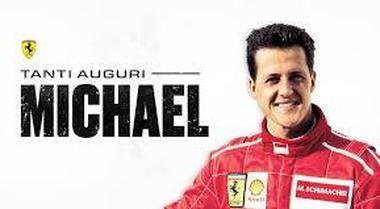 Schumi compie 51 anni, la Ferrari gli fa gli auguri