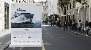 """Montenapoleone Yacht Club, la nautica sbarca a Milano. Show nel """"salotto buono"""" dell'alta moda"""