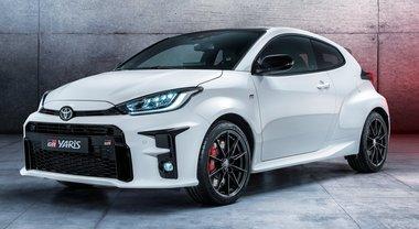 Toyota GR Yaris, arriva su strada tutta la tecnologia dell'auto che ha vinto il mondiale rally