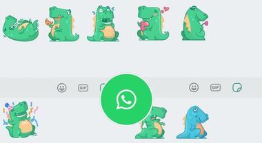 WhatsApp, ecco come saranno gli stickers: «Ma non arriveranno col prossimo aggiornamento»