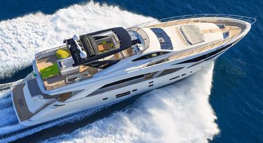 Amer Yacht, l'avanguardia in formato custom. Patto con Volvo Penta per abbattere i consumi