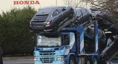 Brexit, Honda annuncia chiusura fabbrica di Swindon nel 2021. Sede europea rimarrà in GB