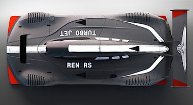 Techrules Ren RS, a Ginevra debutta supercar elettrica cinese: 1.287 cv e generatore a turbina
