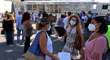 Covid in Campania, nuovo record di contagi: 249 positivi in 24 ore, 230 ricoverati