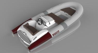 Pirelli J39: esordio a Viareggio per il jet-tender by Tecnorib dedicato agli yacht Azimut