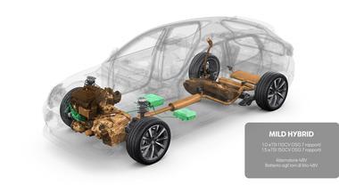Seat Leon, dal metano all'ibrido plug-in: primo modello del marchio offerto con 5 propulsioni diverse