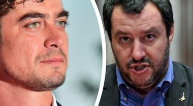 Scamarcio applaude Salvini: «Ho votato per questo governo, Matteo non è razzista»