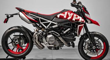 Ducati, va a un californiano la speciale Hypermotard 950 del concorso Join Ducati