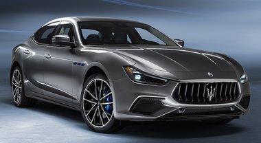 Maserati Ghibli Hybrid, un Tridente elettrizzante debutta nella nuova frontiera tecnologica