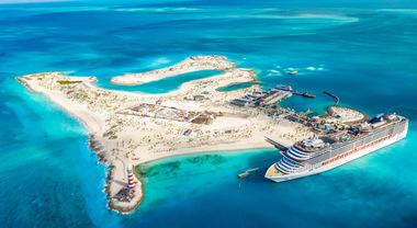 Ocean Cay, il paradiso privato nel cuore delle Bahamas per gli ospiti di MSC Crociere