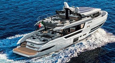 Arcadia Yacht svela il progetto del nuovo Sherpa XL. Sarà presentato a Cannes nel 2019