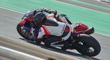 Honda CBR1000RR-R Fireblade 2020,il nostro test in pista a Losail