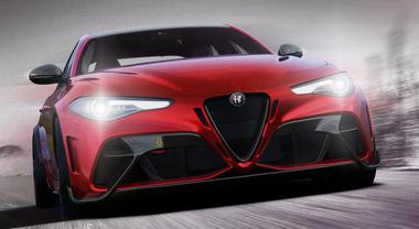 Alfa Romeo Giulia GTA, l'essenza della sportività