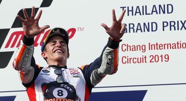 Marquez: «Arrivare a 15 titoli? Non sono Superman»