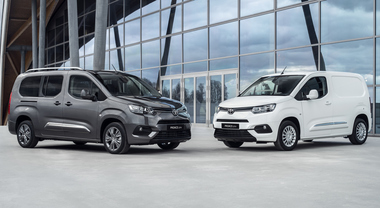 Proace City, la rivoluzione Toyota: i commerciali si fanno Professional