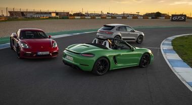 Porsche GTS, ecco le baby in versione cattiva