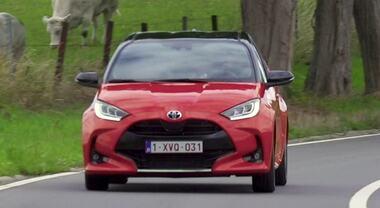 Nuova Yaris, con la quarta generazione Toyota alza ancora l'asticella dell'ibrido