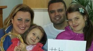 Strage di Latina, Antonietta lascia l'ospedale: per la prima volta a casa senza le figlie