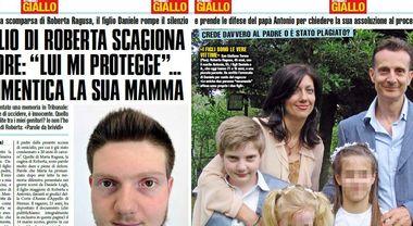 """Roberta Ragusa, la lettera del figlio al padre condannato: """"Lui ci ha sempre protetti..."""". E dimentica la madre"""