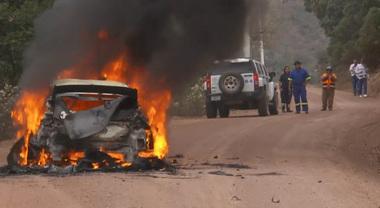 Rally, Ogier in testa in Messico, a fuoco la Fiesta di Lappi