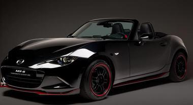 MX-5 Yamamoto Signature, tutta la grinta della serie speciale per iconica roadster Mazda