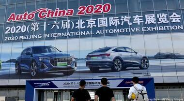 Auto China aperto a Bejing, via all'unico evento internazionale del 2020. Più di 800 veicoli esposti e 82 anteprime