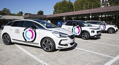 PSA, cresce Free2Move: a Parigi 500 veicoli elettrici