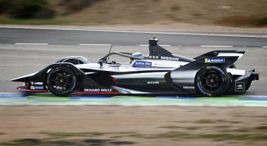 Nissan rafforza la partnership con e.dams. A dicembre il debutto nel campionato elettrico