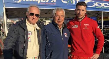 Il Trofeo Nappi resta in famiglia: Piero e Gianni sul podio. 3° posto per il medico del Calcio Napoli De Nicola